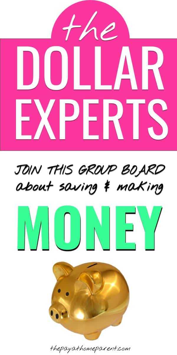 Join the Dollar Experts