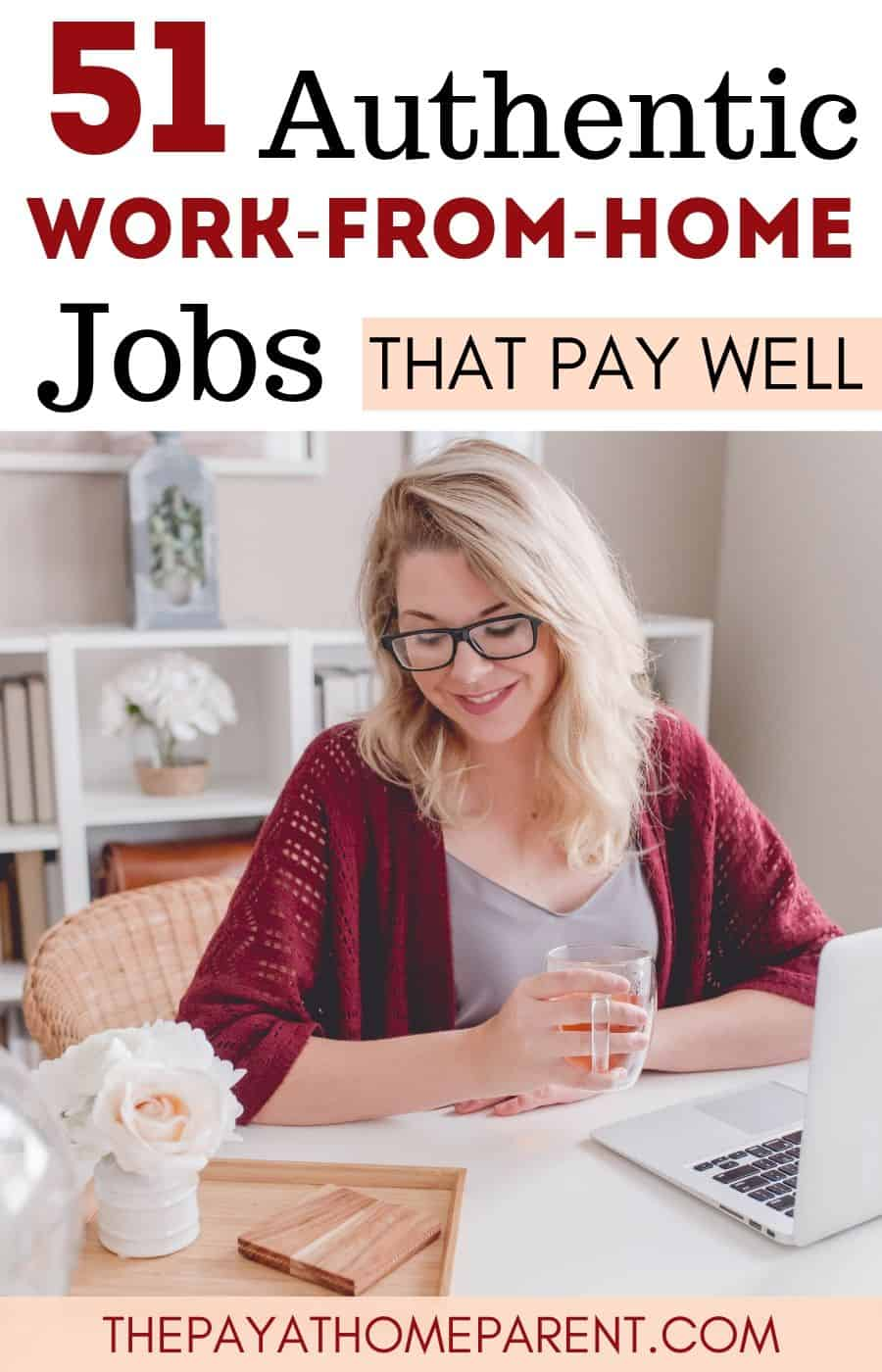 work from home small business ideas
