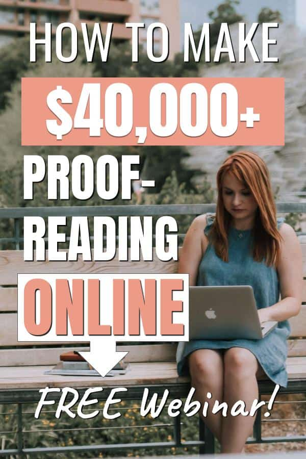 earn money proofreading online