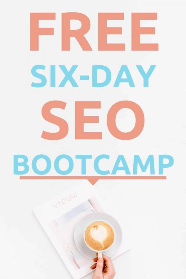 Free SEO Boot Camp