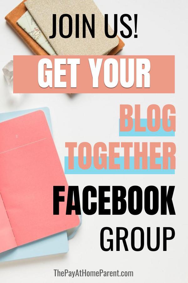 Get Your Blog Together Facebook Group