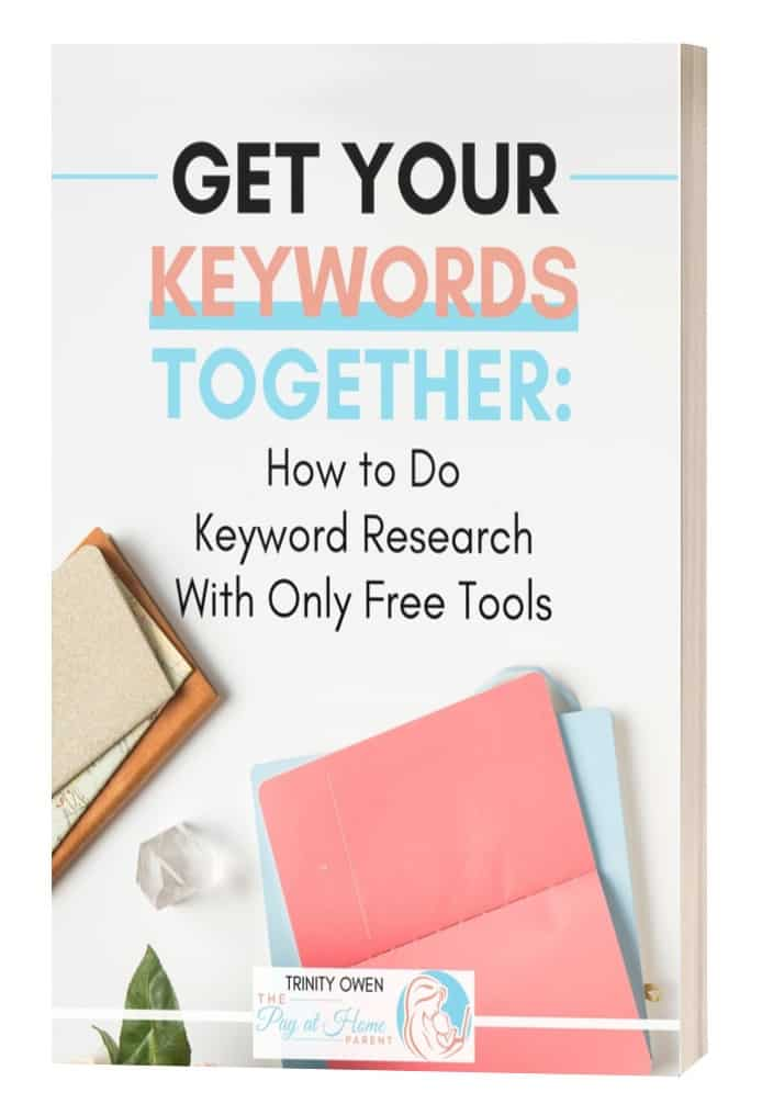 Get Your Keywords Together Final Ebook Cover