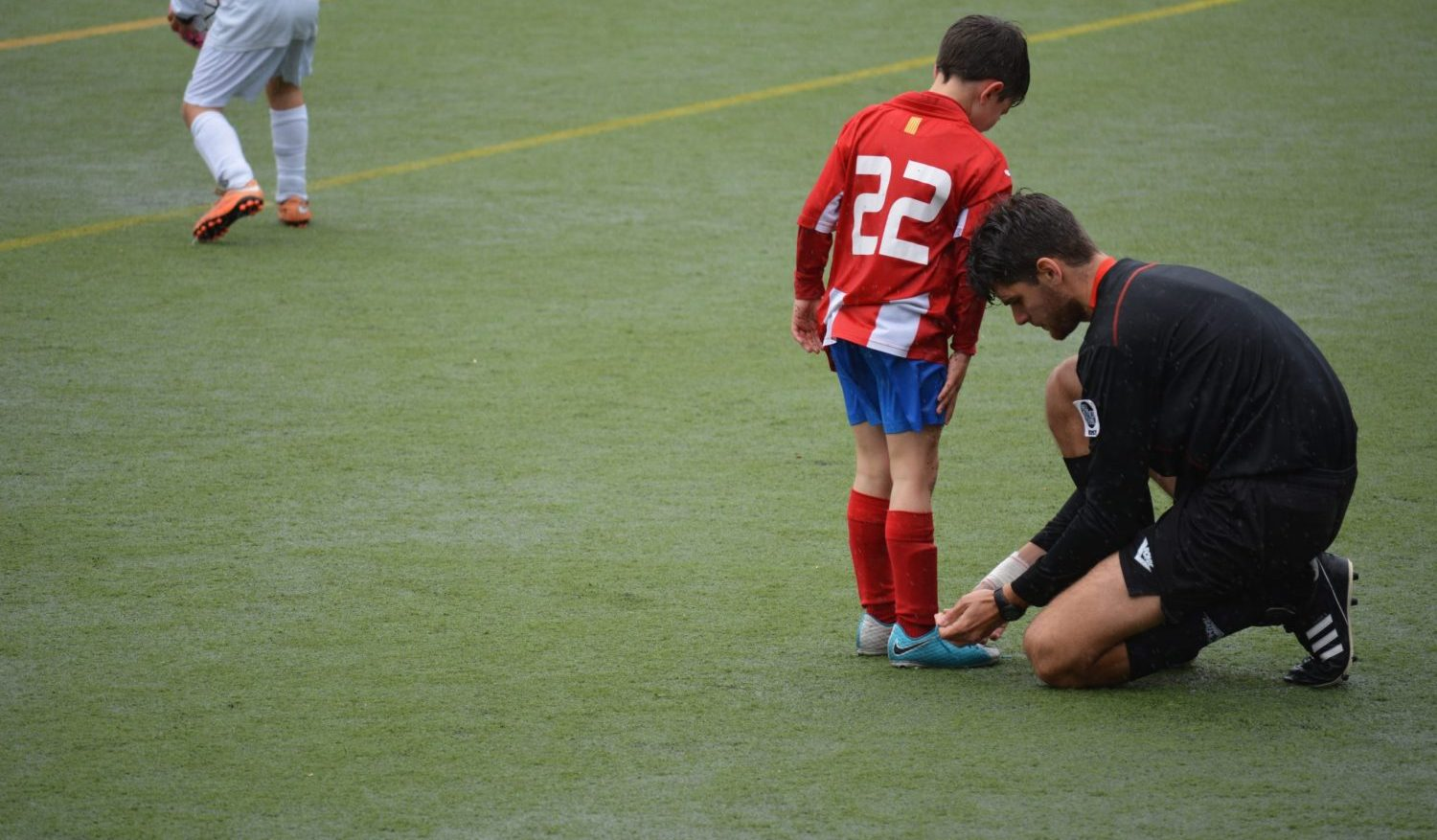 How to Become a Soccer Referee and Make Money
