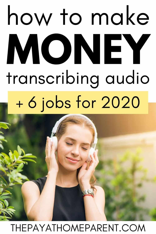 How to Make Money Transcribing Audio