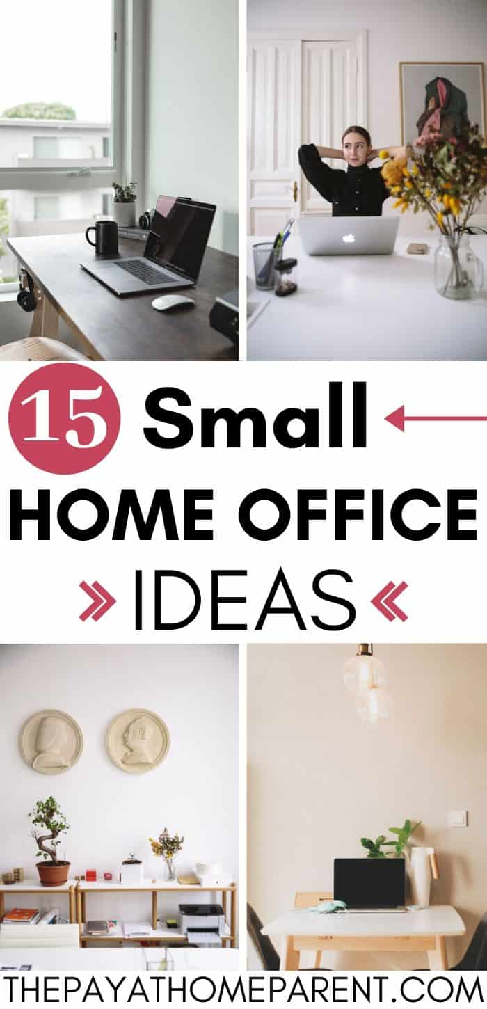 15 Small Office Design Ideas You Can Replicate At Home