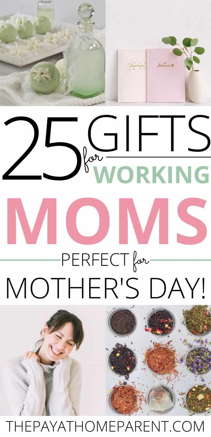 25 Gifts for Working Moms Perfect for Mother's Day
