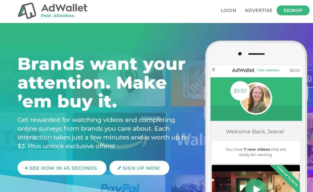 AdWallet Offers