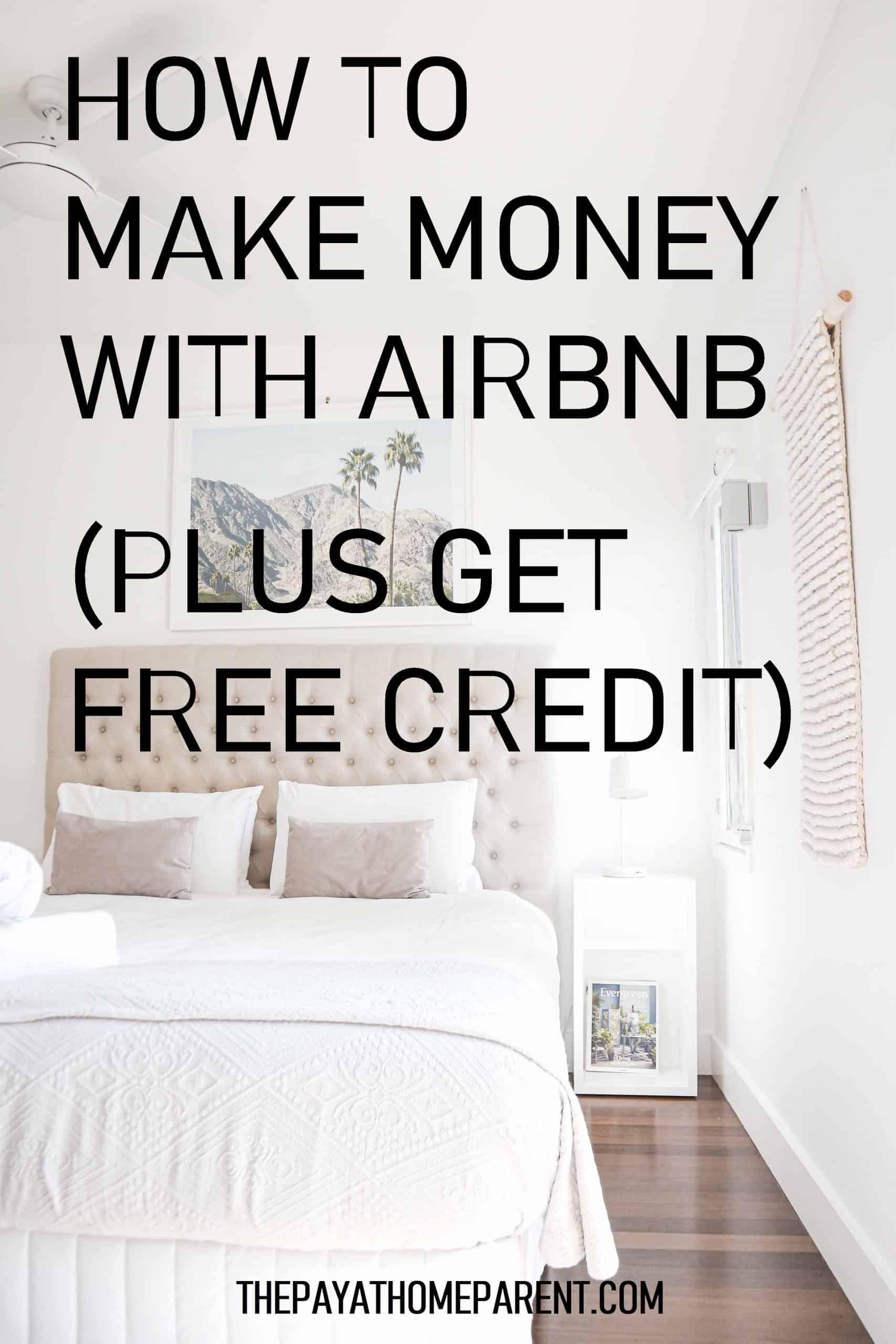 Free airbnb credit