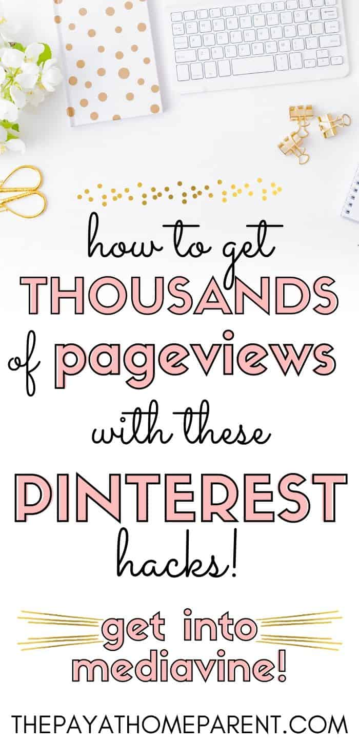 How to Get Thousands of Pageviews from Pinterest