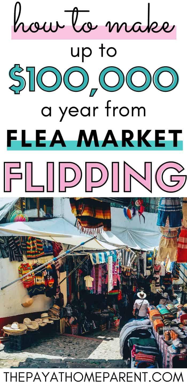 How to Make 100K Flea Market Flipping