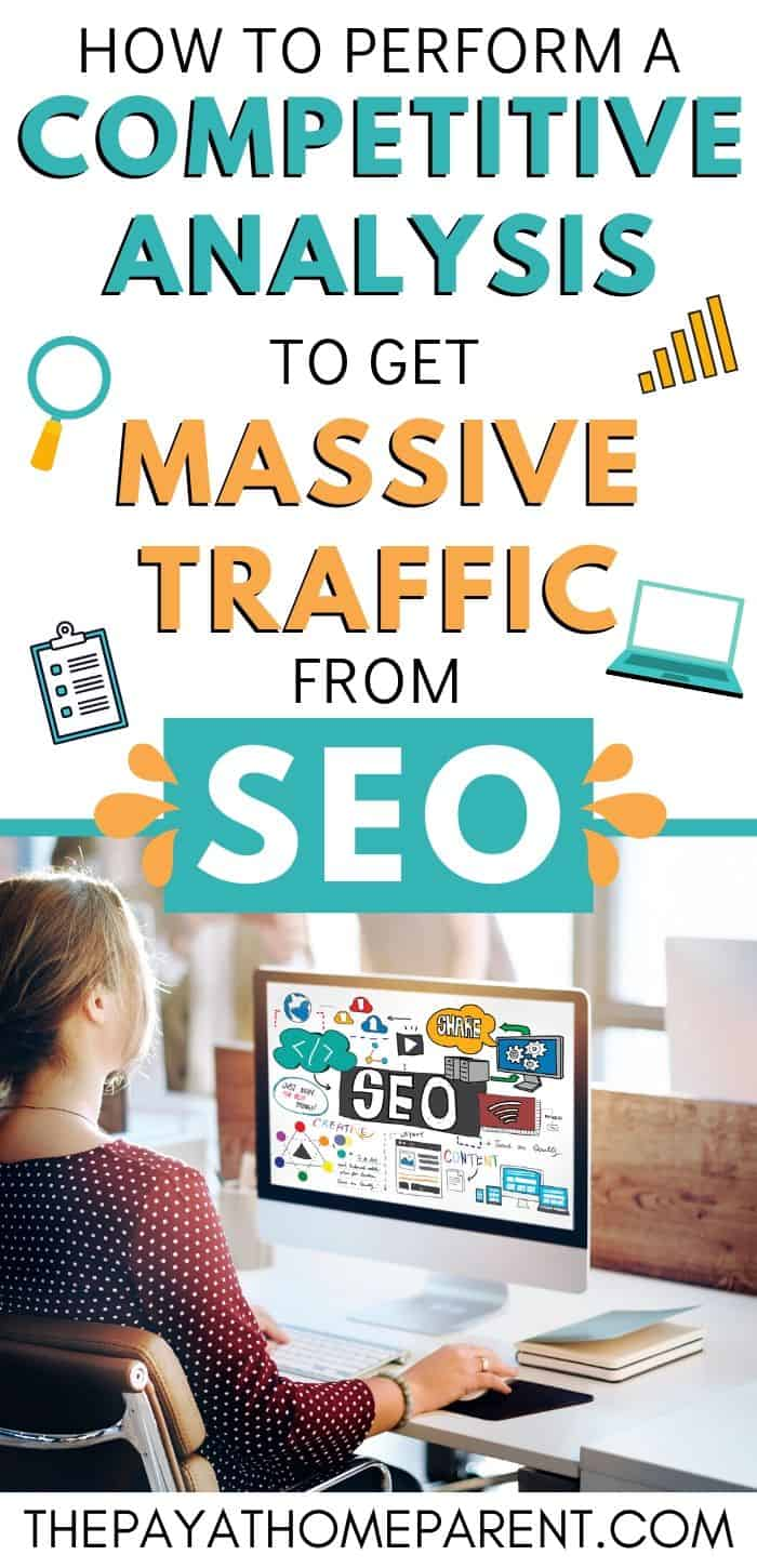 How to Perform a Competetive Analysis for SEO Traffic