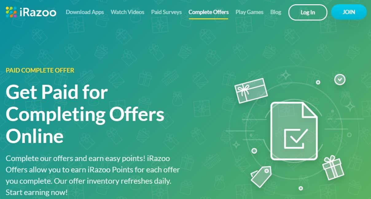 iRazoo Offers