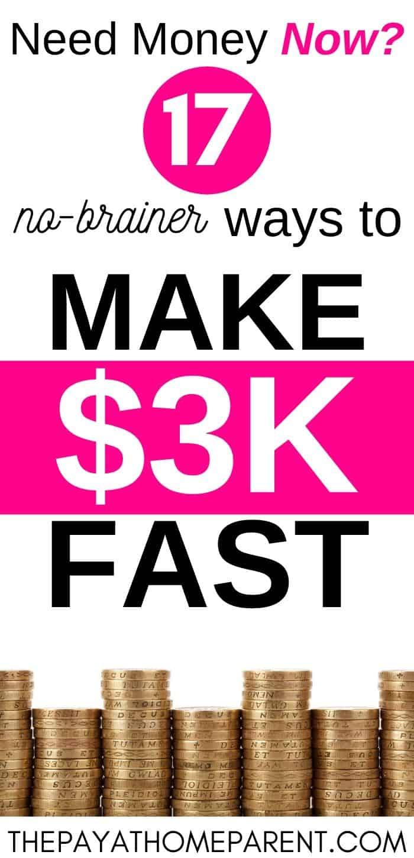 Make 3000 Fast