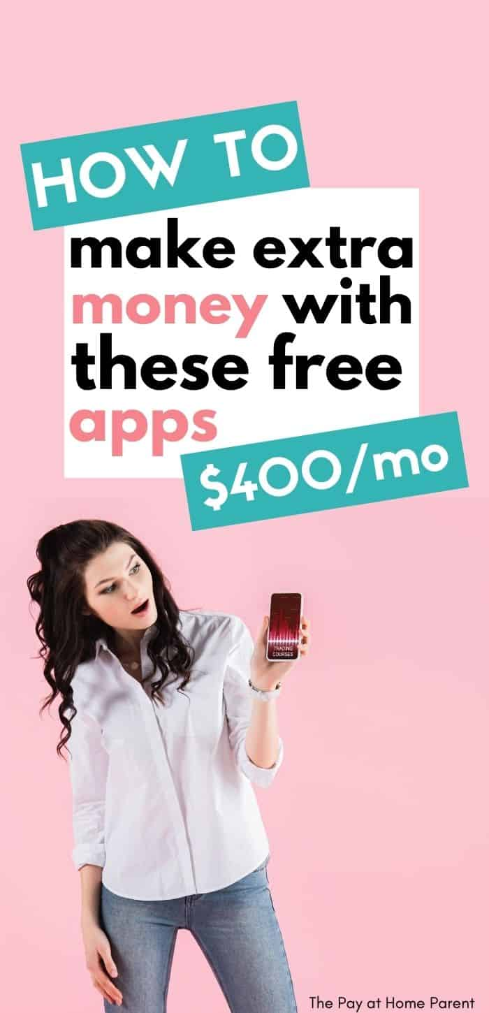 Make Extra Money with Apps