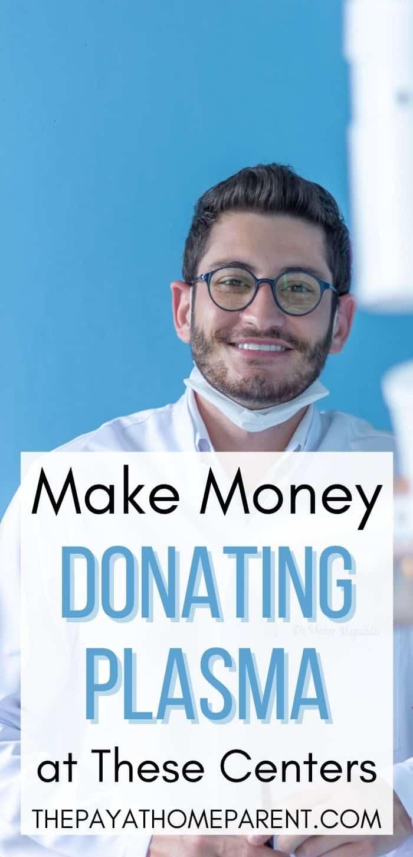 Make Money Donating Plasma