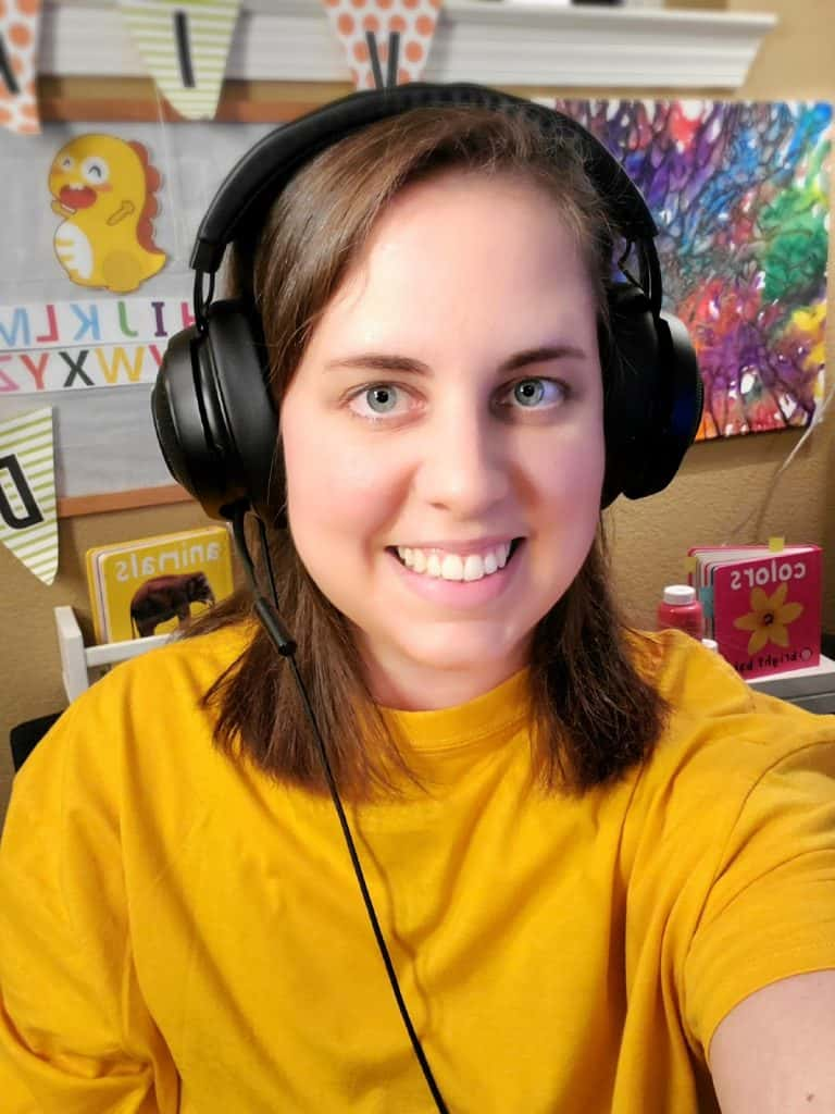 Samantha Flores VIPKid English Teacher
