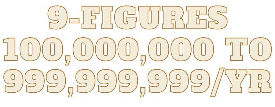 9 figures