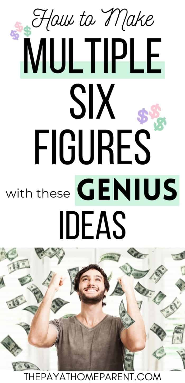 What is six figures and how to make this much