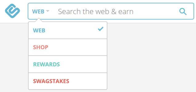 Search the web and earn
