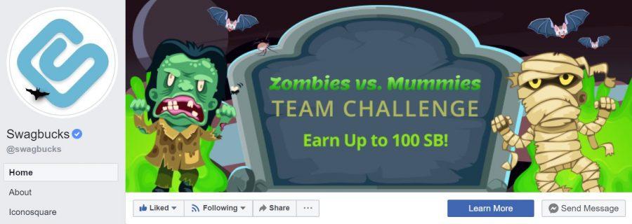 Swagbucks Facebook