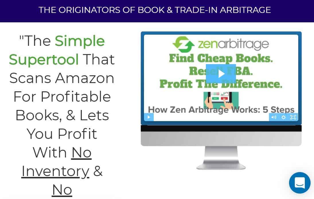 Zen Arbitrage screenshot