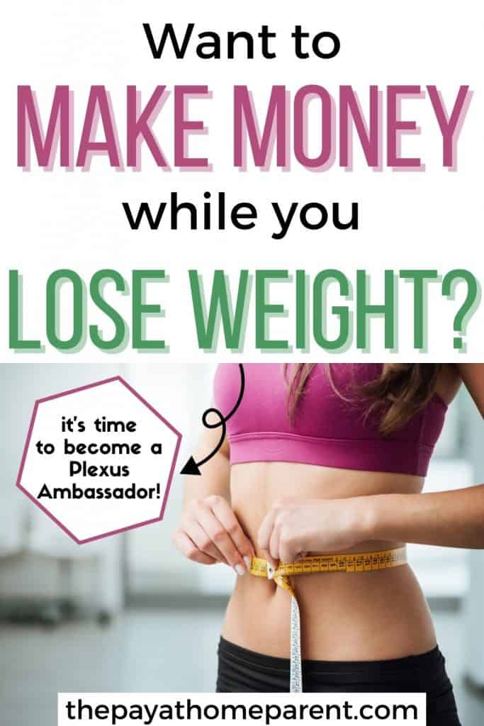 make money while losing weight