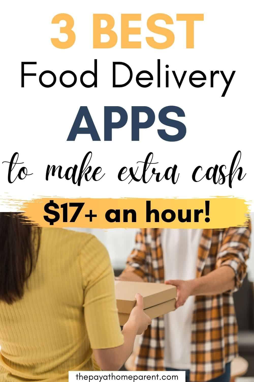 Make Money Delivering Food