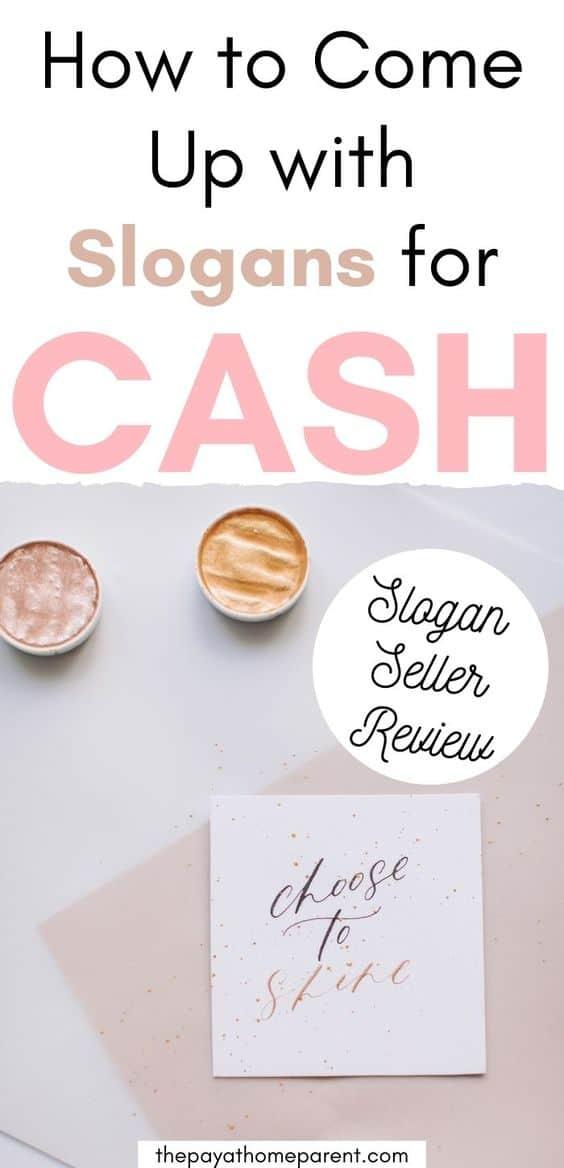 Slogan Seller review