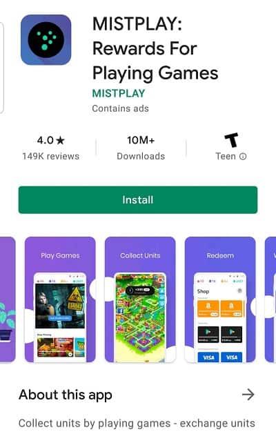 Apps like mistplay for kindle